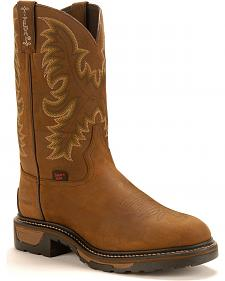 Tony Lama TLX  Waterproof Work Boots