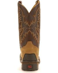 Tony Lama Crazyhorse Work Boots at Sheplers
