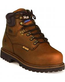 "Georgia 6"" Work Boots - Steel Toe"