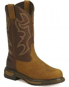 Rocky Men's Branson Roper Work Boots - Steel Toe