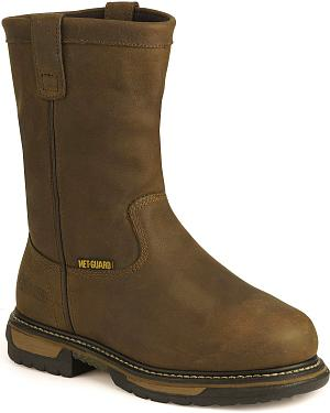 Rocky IronClad Waterproof Work Boots - Steel Toe