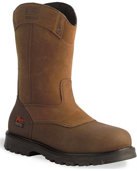 Timberland Pro Waterproof Wellington Boot - Steel Toe