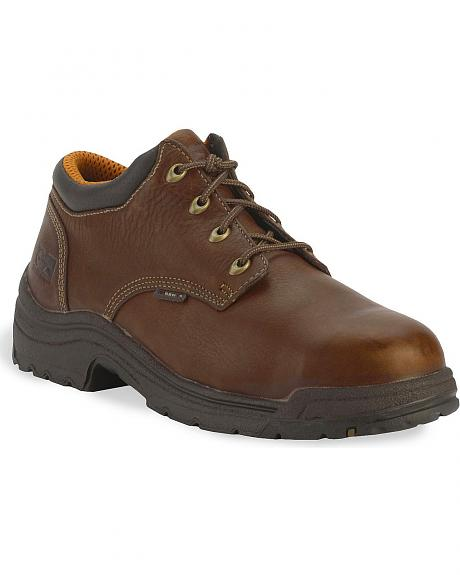 Timberland Pro Haystack Titan Oxford Shoes - Safetyl Toe