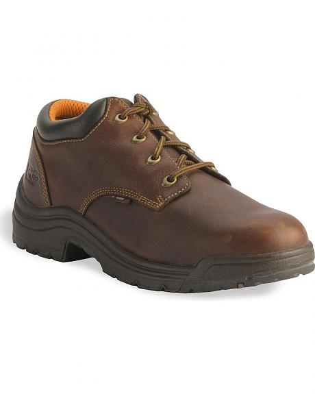 Timberland Pro Haystack Titan Oxford Shoes - Soft Toe