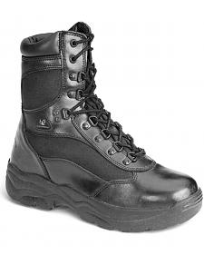 "Rocky 8"" Fort Hood Waterproof Duty Boots"