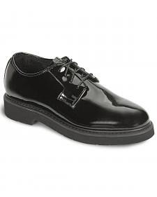 Rocky High Gloss Dress Leather Oxford Dress Duty Shoes