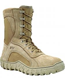 Rocky Men's S2V Soft Toe Vented Military Boots