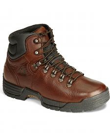 "Rocky 6"" Non-Steel Toe Mobilite Work Boots"