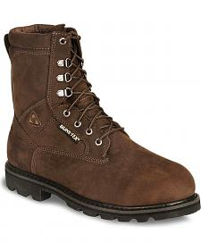 "Rocky 8"" Ranger Insulated Gore-Tex Work Boots - Steel Toe"
