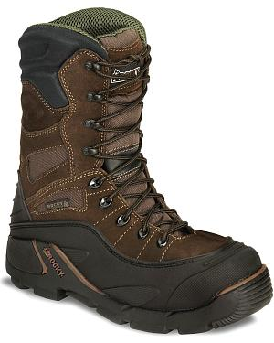 "Rocky 9"" Blizzard Stalker Work Boots - Steel Toe"