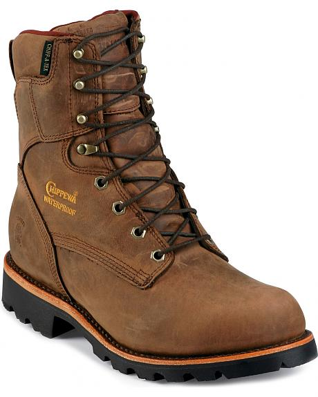 Chippewa Insulated Waterproof 8