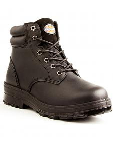 "Dickies Men's 6"" Challenger Work Boots - Steel Toe"