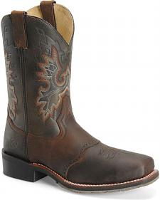 Double H Men's ICE Roper Western Boots - Steel Toe