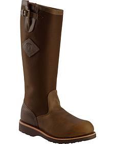 Chippewa Snake Boots - Steel Toe