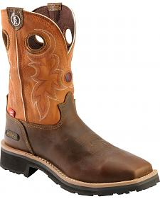 Tony Lama 3R Comanche Work Boots - Composition Toe