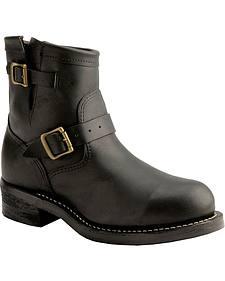 Chippewa Engineer Harness Boots - Steel Toe