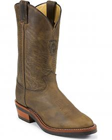 Chippewa Arroyos Bay Apache Packer Boots - Round Toe