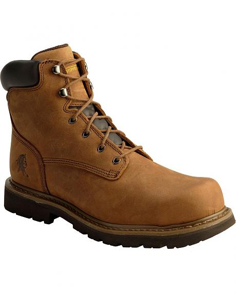 Chippewa Tough Oblique Work Boots - Steel Toe