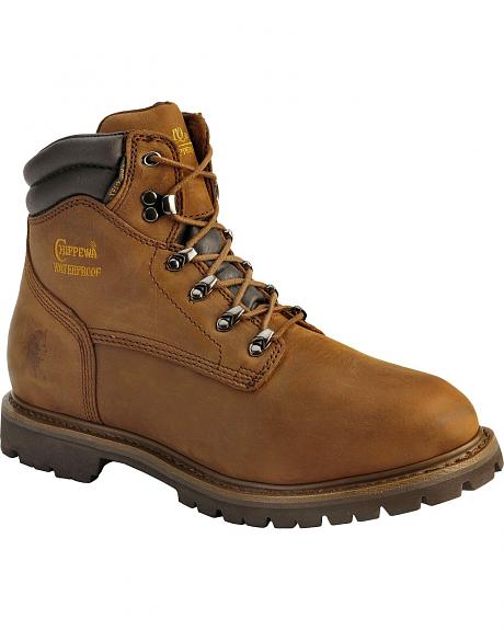 Chippewa IQ Insulated & Waterproof 6