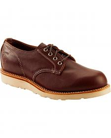 Chippewa Rodeo Oxford Shoes - Round Toe