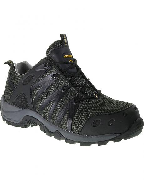 Wolverine Amherst Trail Hiking Boots - Composition Toe
