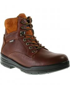 "Wolverine Men's 6"" Durashocks Lace-Up Boots - Round Toe"