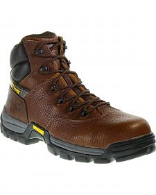 """Wolverine 6"""" Guardian CarbonMAX Lace-Up Work Boots - Safety Toe"""