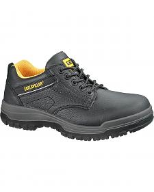 Caterpillar Dimen Lace-Up Duty Shoes - Steel Toe