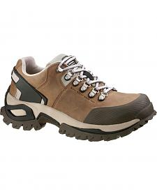 Caterpillar Antidote Lace-Up Work Shoes - Steel Toe