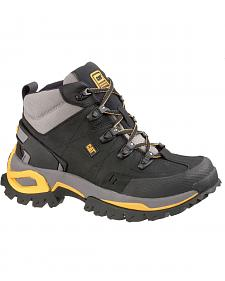 Caterpillar Interface Lace-Up Work Boots - Steel Toe