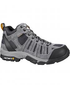 Carhartt Lightweight Waterproof Hiking Boots - Round Toe