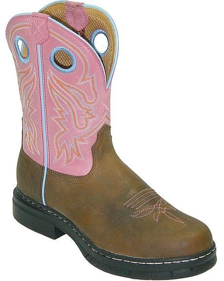 Twisted X EZ Rider Work Boots - Steel Toe