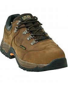 McRae Industrial Metatarsal Guard Lace-Up Hiking Boots - Steel Toe