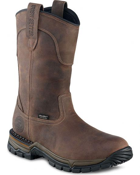 Red Wing Insulated Boots