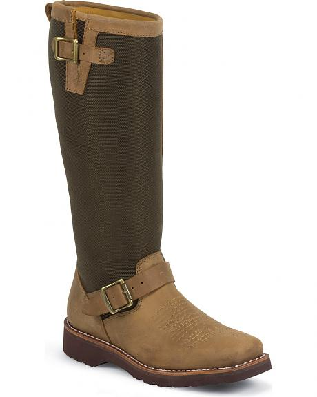 Chippewa Women's Rodeo Snake Boots - Square Toe