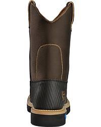Cinch Brown Cordura H2O Waterproof Work Boots at Sheplers