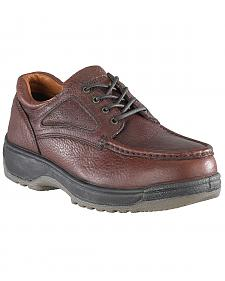 Florsheim Women's Compadre Oxford Work Shoes - Steel Toe
