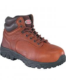 Iron Age Men's Trencher Composite Toe Non-Metallic Work Boots