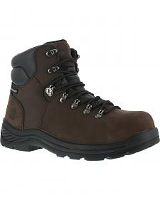 Iron Age Waterproof Hiking Work Boots - Composition Toe