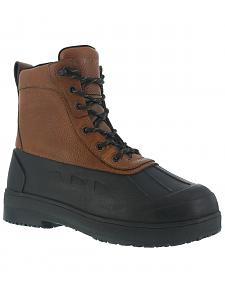 Iron Age Men's Duck Steel Toe Waterproof Work Boots