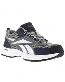 Reebok Kenoy Cross Trainer Work Shoes - Steel Toe
