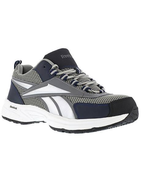 Reebok Men's Kenoy Cross Trainer Work Shoes - Steel Toe