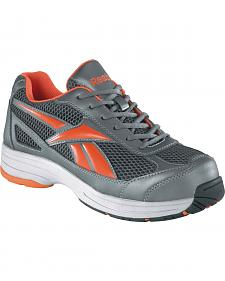 Reebok Men's Ketee Cross Trainer Work Shoes - Steel Toe