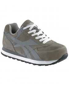 Reebok Men's Leelap Retro Jogger Work Shoes - Steel Toe