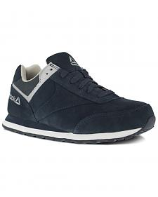Reebok Leelap Retro Jogger Work Shoes - Steel Toe