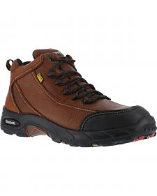 Reebok Men's Tiahawk Sport Hiker Work Boots - Composition Toe