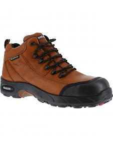 Reebok Men's Tiahawk Sport Hiker Waterproof Work Boots - Composition Toe