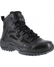 "Reebok Men's Stealth 6"" Lace-Up Work Boots"