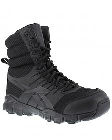 "Reebok Men's Dauntless 8"" Tactical Boots"