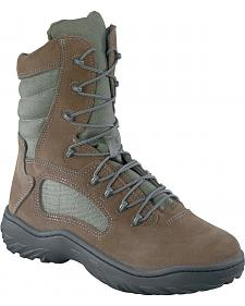 "Reebok 8"" Lace-Up Tactical Work Boots"
